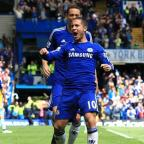Burnham and Highbridge Weekly News: Eden Hazard's goal secured the Premier League title for Chelsea