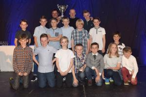 PHOTOS: Burnbridge Wanderers presentation night