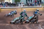 SPEEDWAY: Somerset Rebels reach '50 not out' and extend lead at top of the Premier League table
