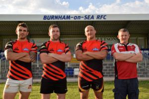 RUGBY: Burnham cut to the Chase as former Taunton star Alec joins new coaching team