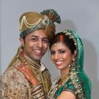 Burnham and Highbridge Weekly News: Shrien and Anni Dewani at their wedding (Bristol Evening Post/PA)