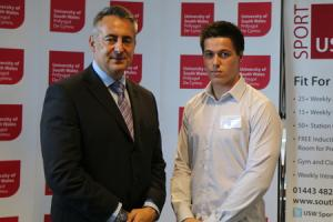RUGBY: Burnham student receives University of South Wales Sports Scholarship