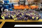 Hinkley Point B celebrates 40th birthday today