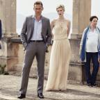 Burnham and Highbridge Weekly News: Hugh Laurie loved playing a baddie in new Tom Hiddleston BBC series The Night Manager