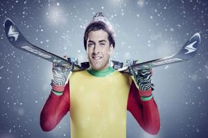 The Jump: James Argent's fall was the highlight of the show for Twitter