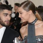 Burnham and Highbridge Weekly News: Zayn Malik was Gigi Hadid's knight in shining armour on the Met Gala red carpet