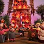 Burnham and Highbridge Weekly News: Radiohead end internet absence with Trumpton-like Burn The Witch video