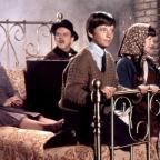 Burnham and Highbridge Weekly News: Bedknobs And Broomsticks cast reunited... on a bed