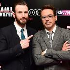 Burnham and Highbridge Weekly News: Robert Downey Jr and Chris Evans visit Avengers fan with cancer