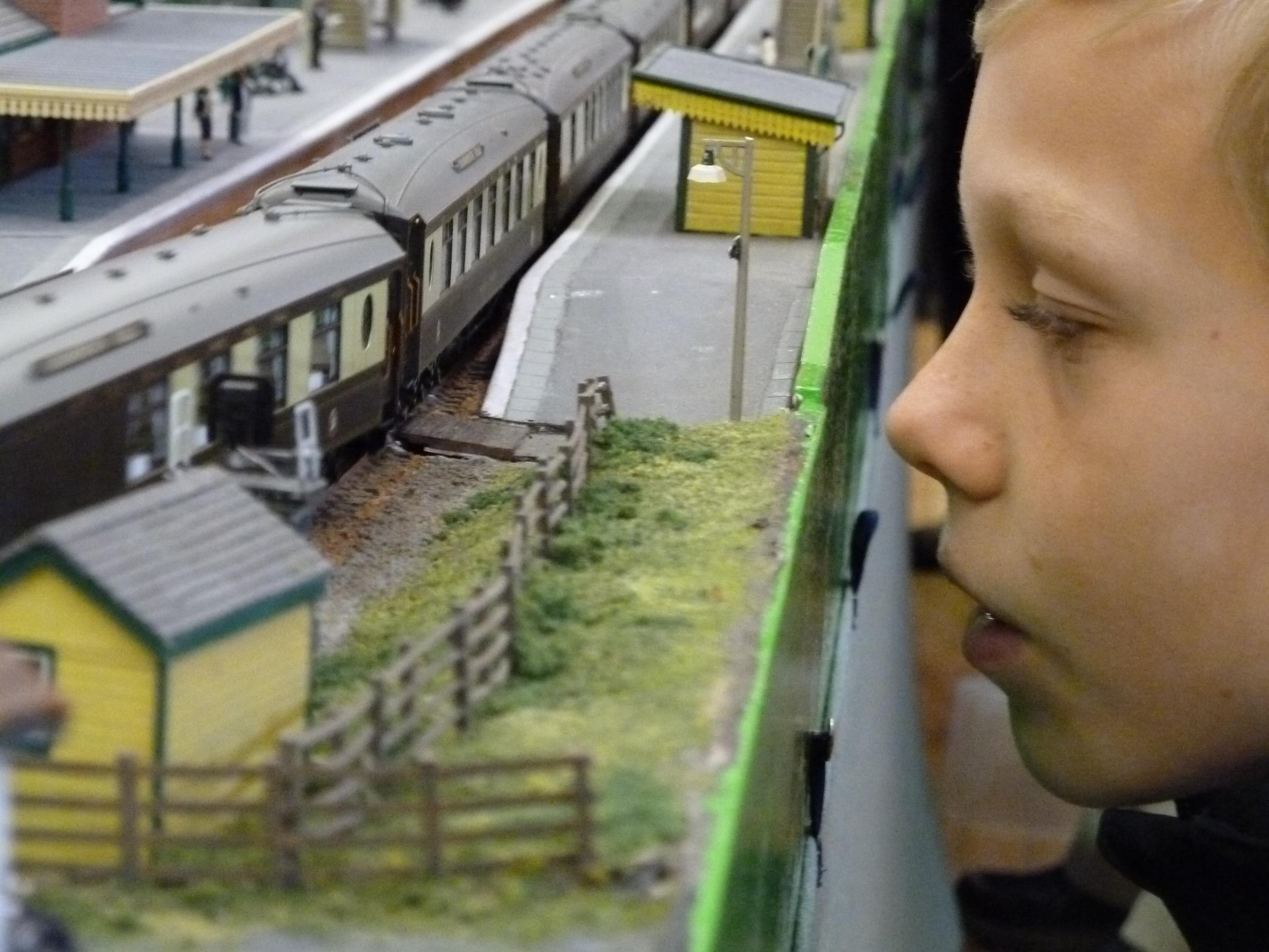 Model Railway Show (Rail Ex Taunton)