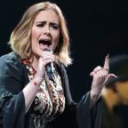 Burnham and Highbridge Weekly News: Adele giddy with delight as she endears as a Glastonbury headliner