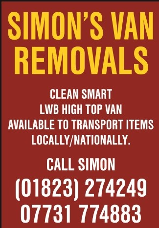 Simon's Van Removals