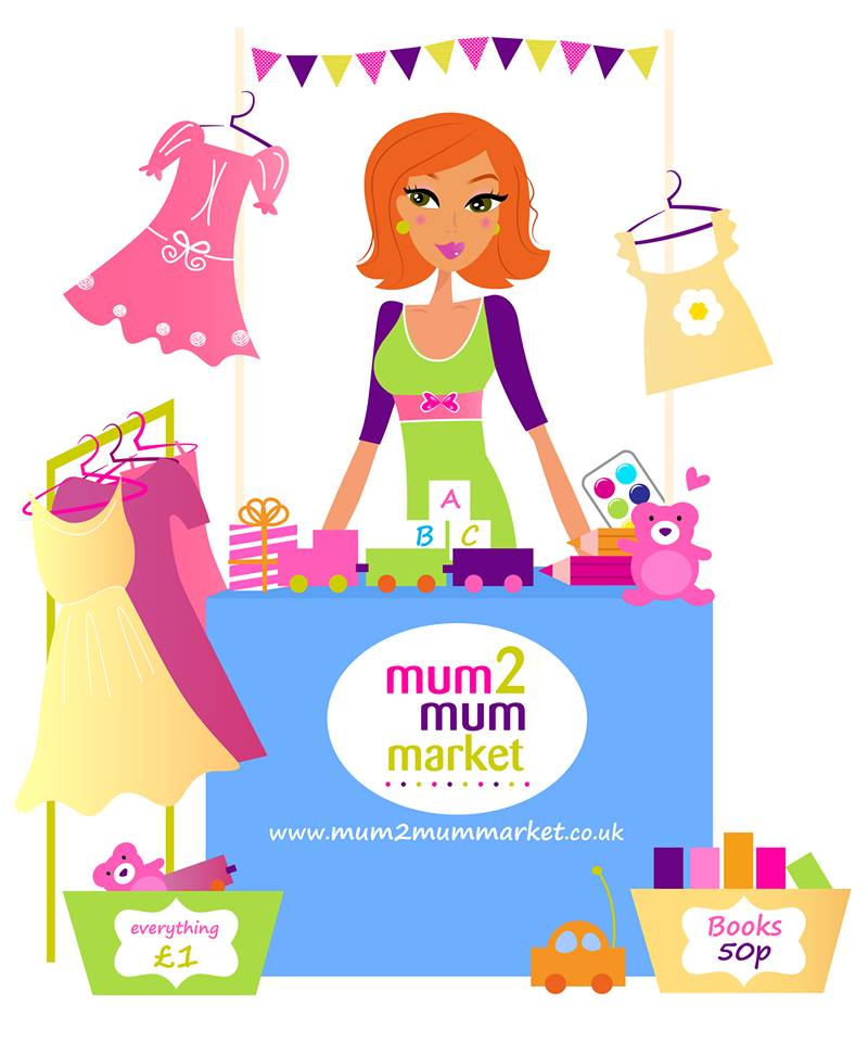 Mum2Mum Market Taunton - 25th March 2017