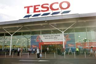 Burnham and Highbridge Weekly News: Supermarket giants - Tesco and Sainsbury's can absorb the cost of fuel increasing because of their size. (26865-2 & 43492-a)