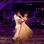 Burnham and Highbridge Weekly News: Daisy Lowe flies to top of the Strictly leaderboard after week one