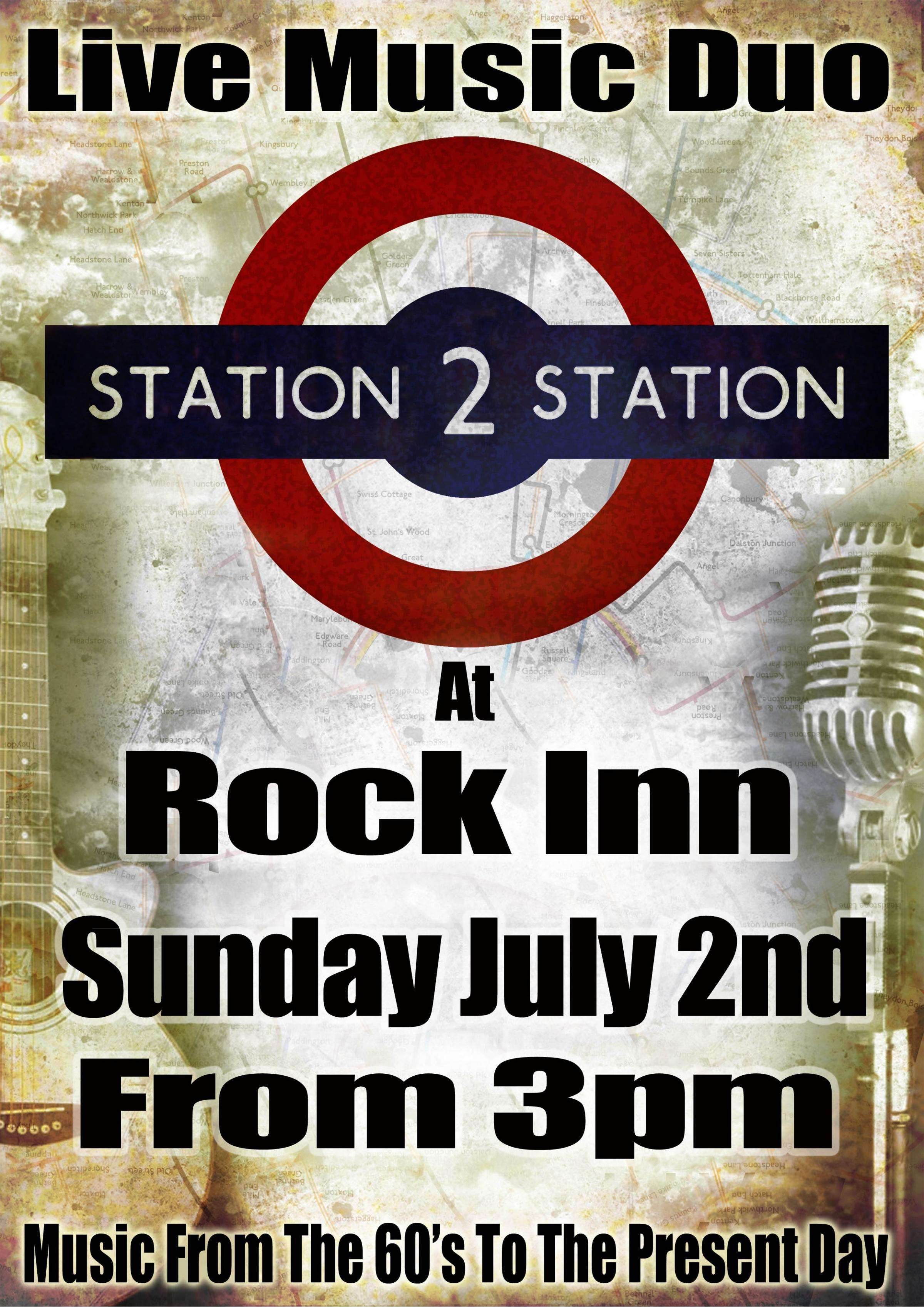 LIVE MUSIC AT THE ROCK INN AT WATERROW