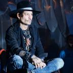 Burnham and Highbridge Weekly News: Johnny Depp duetted with Kris Kristofferson at Glastonbury