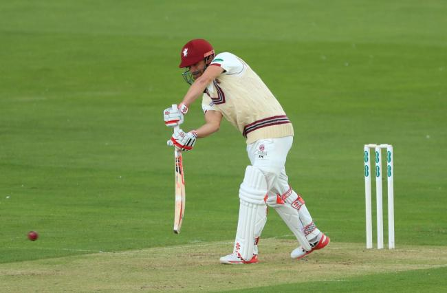 STANDING FIRM: James Hildreth. Pic: SCCC