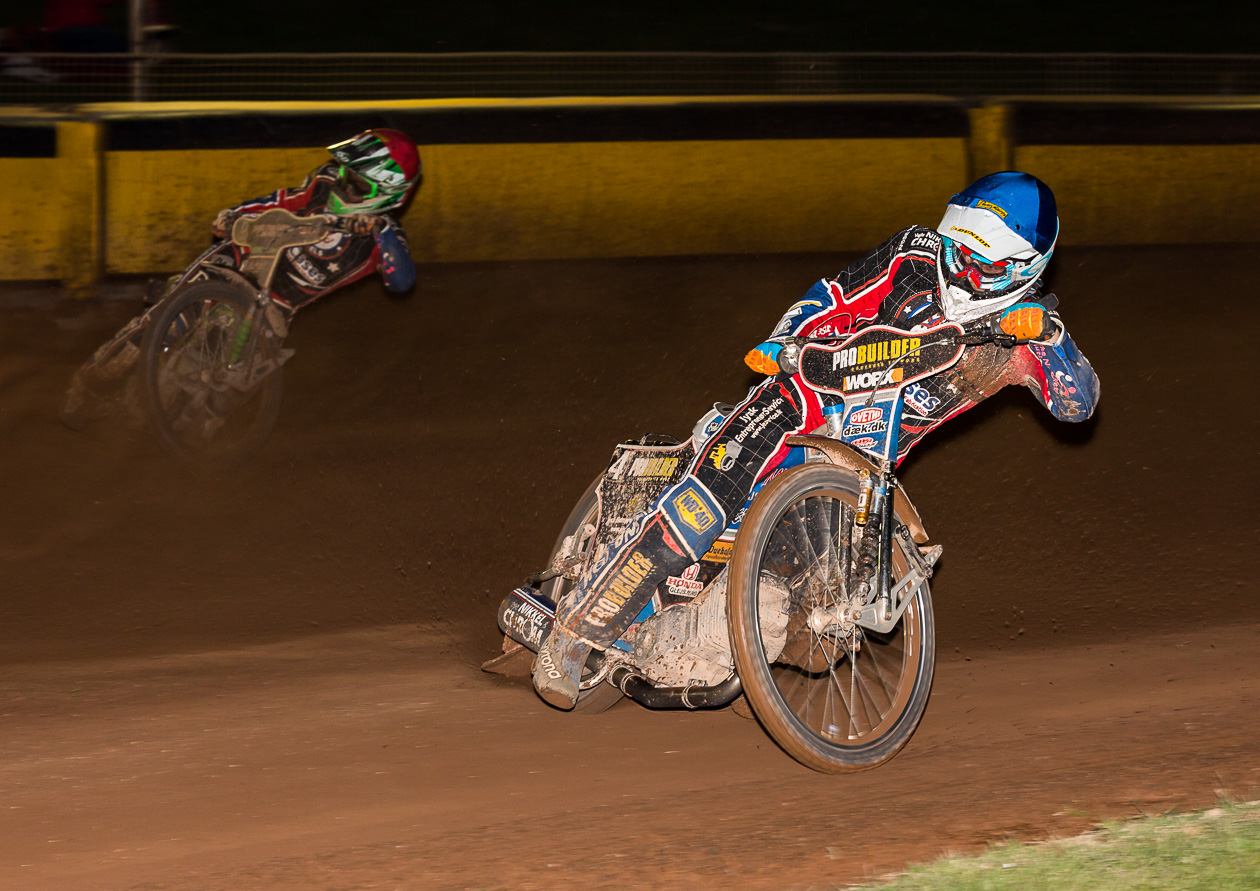 HOME FINALE: Somerset Rebels hope to welcome back Patrick Hougaard for the visit of Poole Pirates. Pic: Colin Burnett
