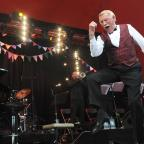 Burnham and Highbridge Weekly News: Sir Bruce Forsyth performing on the Avalon stage at the Glastonbury 2013 Festival (Anthony Devlin/PA Wire/PA Images)