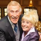 Burnham and Highbridge Weekly News: Sir Bruce Forsyth 'last of the truly great entertainers' – Dame Barbara Windsor (Dominic Lipinski/PA)