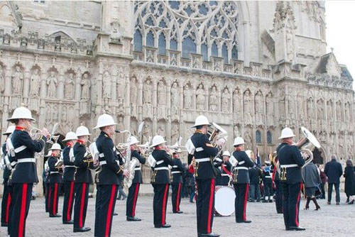 Royal Marine Band Concert