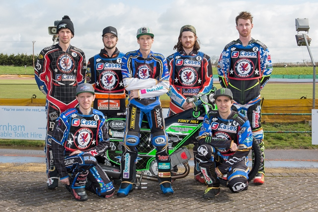 HOME WIN: This season's Somerset Rebels squad. Pic: Colin Burnett