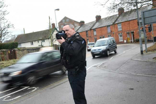 NO EXCUSES: This week's speed camera locations across Somerset