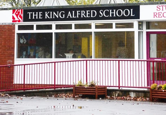 'INADEQUATE': The King Alfred School is expected to become an academy this year