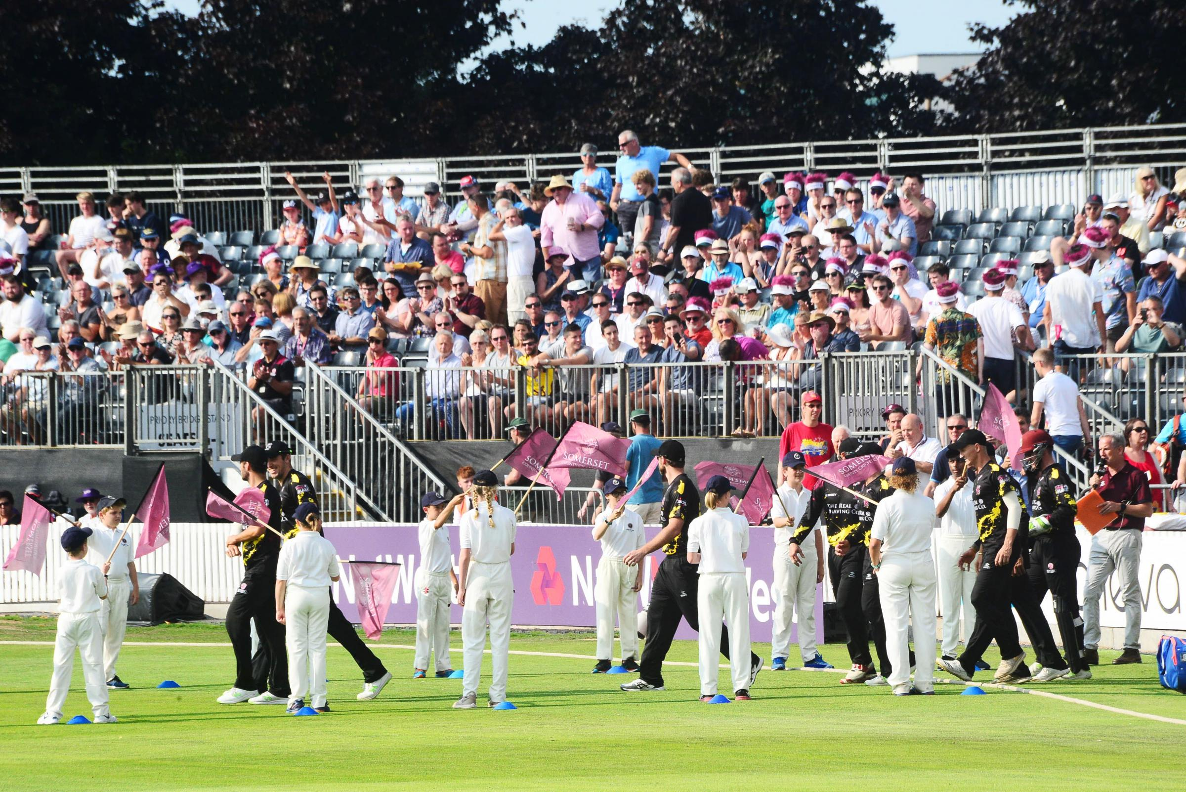 FINE TUNING: Somerset chief executive Andrew Cornish says there is still work to be done on the club membership system. Pic: Steve Richardson