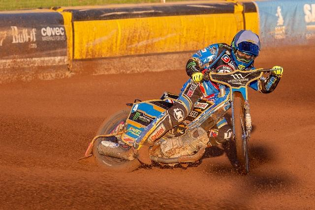 LOSING OUT: Jack Holder was among the Rebels side beaten at King's Lynn
