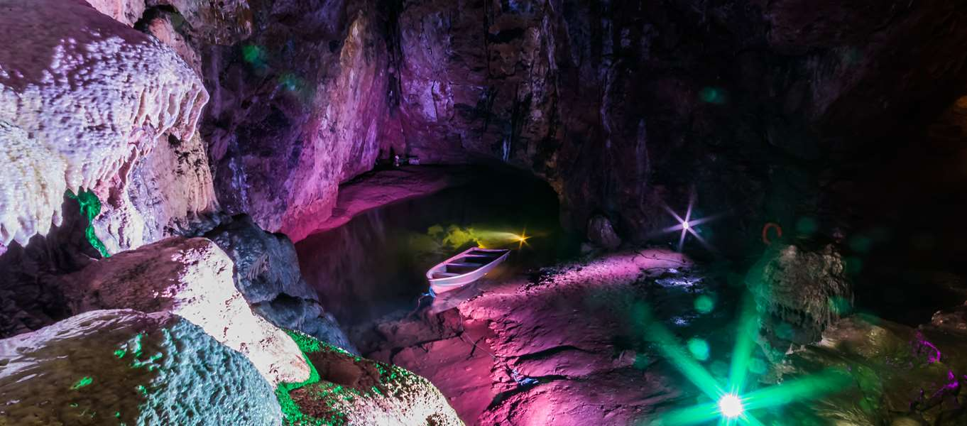 Wookey Hole Ghost Hunt
