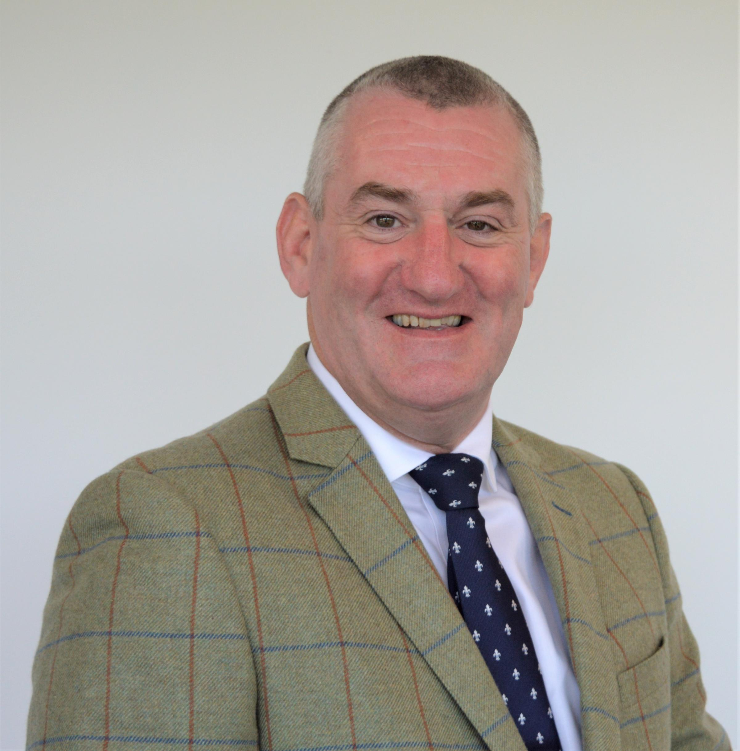CHIEF EXECUTIVE: Stephen Henagulph, of Somerset Chamber of Commerace