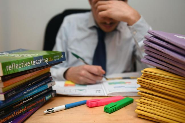 ILLNESS: Teachers in England miss more than 50,000 days a week due to illness, figures reveal