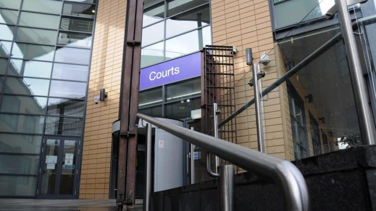 CHARGED: Rosanna Sonia Cooper has been charged with robbery and one count of fraud by false representation.following an incident in Weston-super-Mare