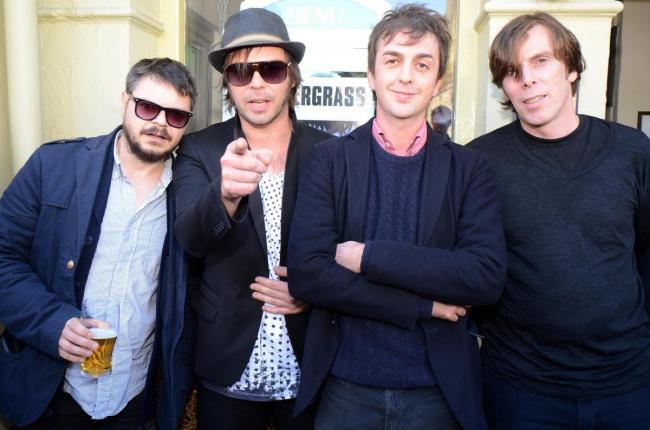 Britpop legends Supergrass revealed for tonight's Pilton