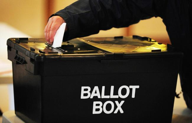 CHECK DETAILS: Sedgemoor District Council is urging residents to .check their voter registration details