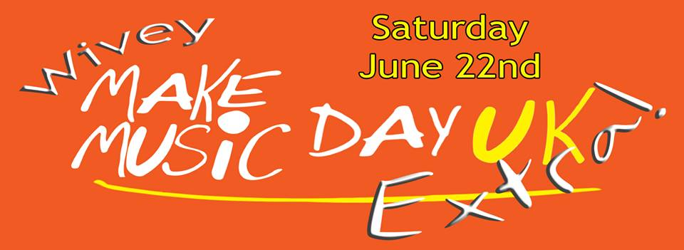 Wivey Make Music Day Extra 2019