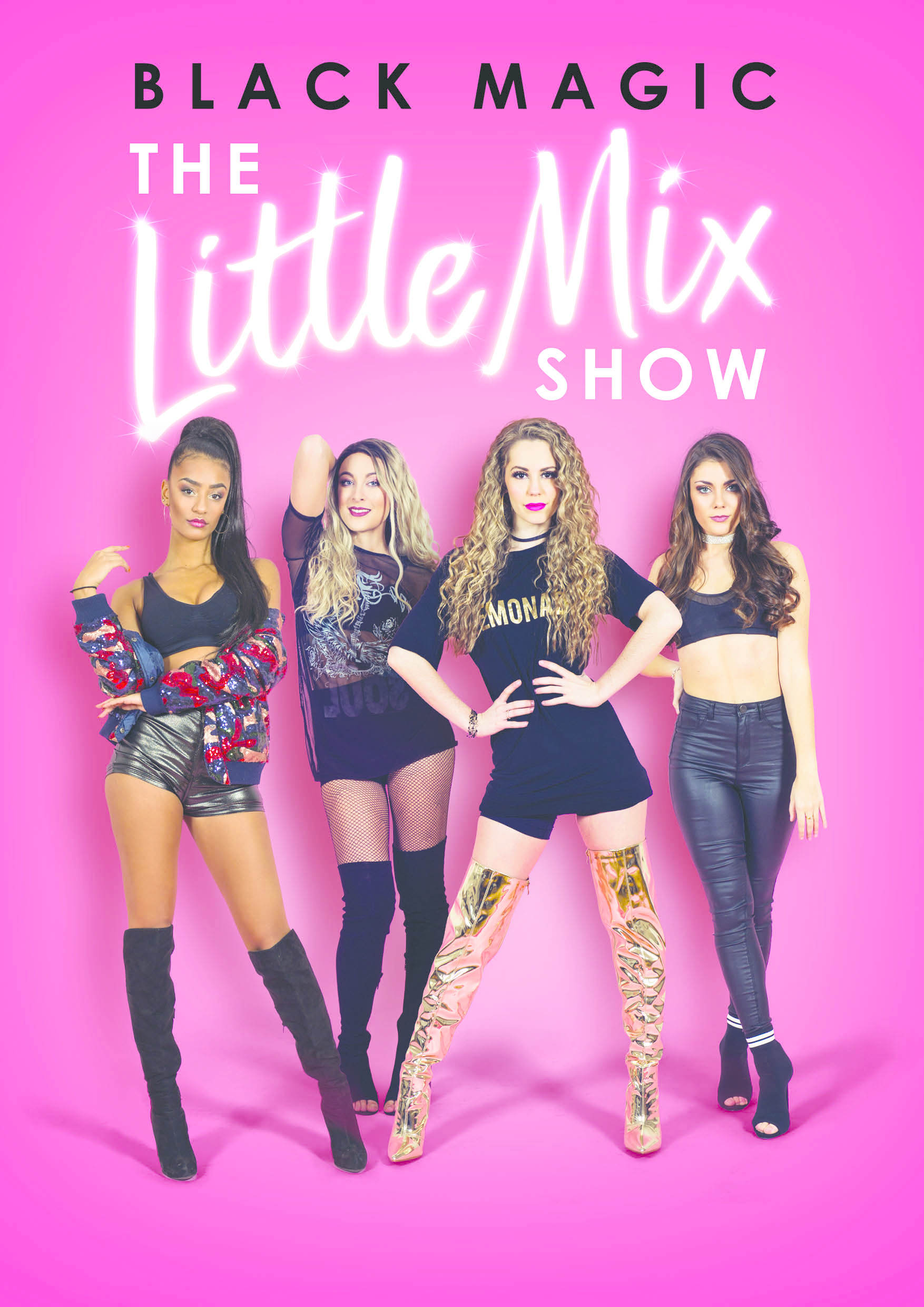 LITTLE MIX: Tribute show at The Princess Theatre