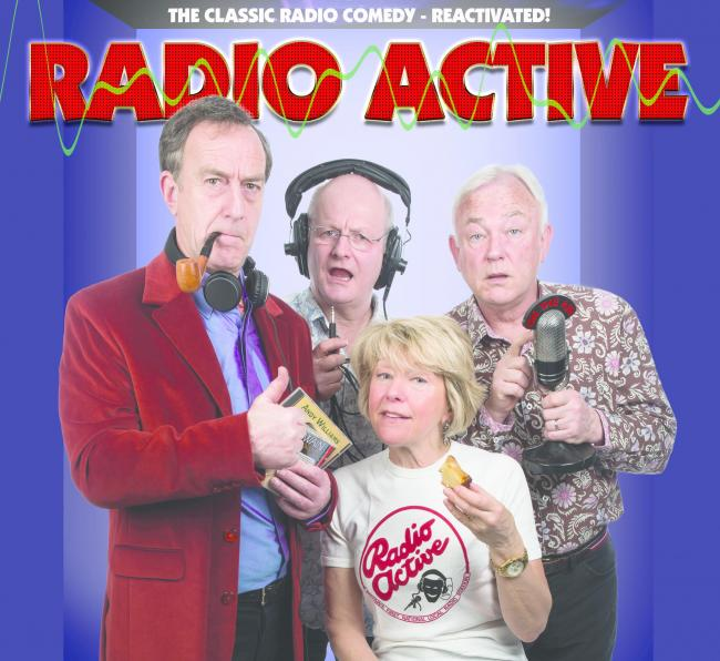 ON TOUR: Radio Active comes to the McMillan Theatre in Bridgwater