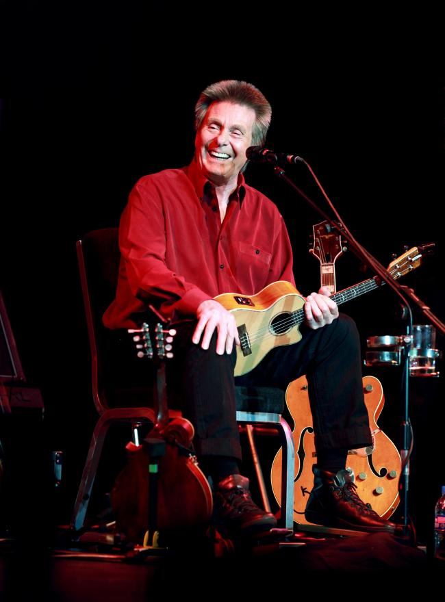 ROCK N' ROLL: Joe Brown to perform at The Playhouse in Weston-super-mare