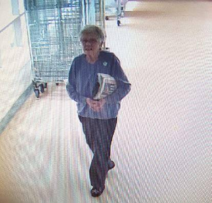 APPEAL: Margaret Lumby, 84, was last seen leaving the Royal United Hospital in Bath