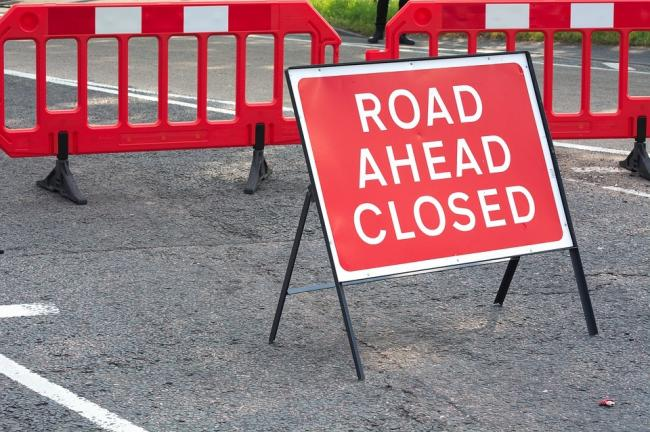 CLOSURE: The A38 northbound near J22 of the M5 remains closed following a fatal crash