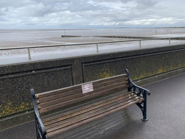 New 'Chat Benches' installed in Somerset towns to tackle loneliness